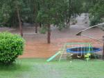 My Backyard + the water!