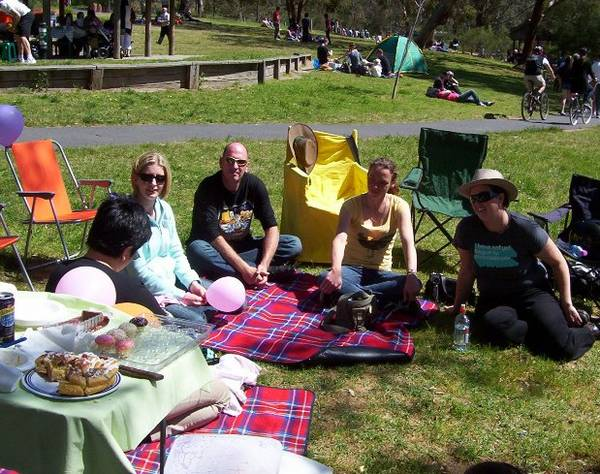 Melb BYP picnic 24th Oct