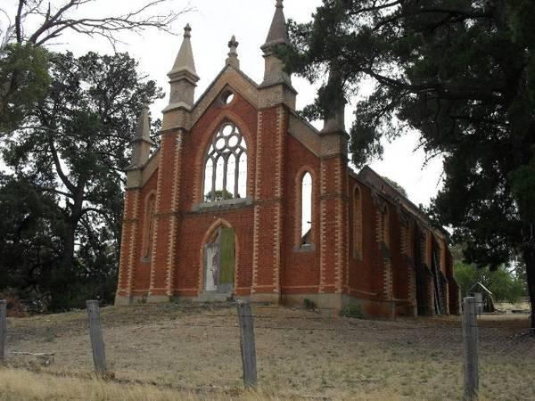 Open Air church anyone??